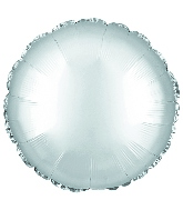 "18"" CTI Brand Platinum Silver Circle"