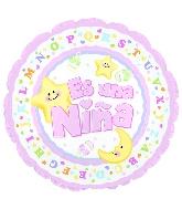 """18"""" Es Una Nina Baby (Girl)"""