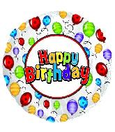 "18"" Happy Birthday Balloon Release"