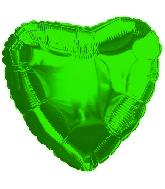 "18"" CTI Brand Green Heart P5"