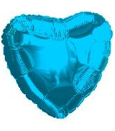 "18"" CTI Brand Blue Heart"
