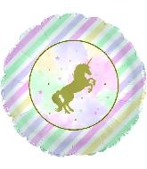 "18"" Sparkle Unicorn Balloon"