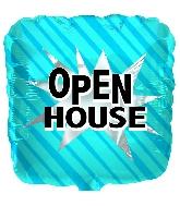 """17"""" Open House Q-Bloon Balloon"""