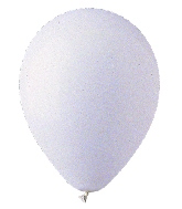 "5"" White Latex 100 Per Bag"