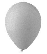 """12"""" Cool Gray Standard Latex - 100 Ct Bag"""
