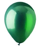 "12"" Crystal Emer Green Latex (100 Per Bag)"