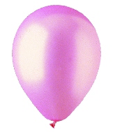 "5"" Pearl Pink Latex 100 Per Bag"