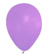 "12"" CTI Brand Matte Sugar Plum Latex Balloons (100 Per bag)"
