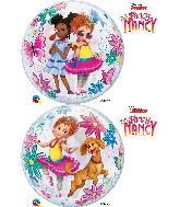 """22"""" Disney Fancy Nancy Bubble Balloon"""