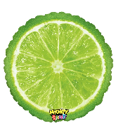 "21"" Mighty Bright Balloon Mighty Lime"