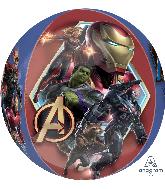 """16"""" Avengers Endgame Orbz Foil Balloon"""