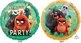 "18"" Angry Birds 2 Foil Balloon"