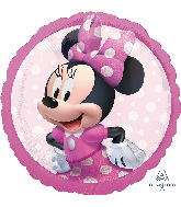 "18"" Minnie Mouse Forever Foil Balloon"