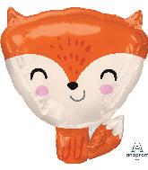 """18"""" Fox Foil Balloon"""
