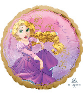 "18"" Rapunzel Once Upon A Time Foil Balloon"