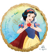"""18"""" Snow White Once Upon A Time Foil Balloon"""