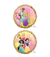 """18"""" Princess Once Upon A Time Foil Balloon"""