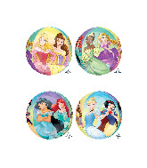 """16"""" Orbz Princess Once Upon A Time Foil Balloon"""