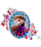 """30"""" Jumbo Disney Frozen 2 Foil Balloon"""