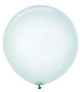 "24"" Betallatex Latex Balloons Crystal Pastel Green"