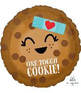 "28"" Jumbo  One Tough Cookie Foil Balloon"