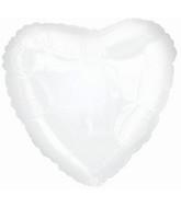 """18"""" CTI Brand White Heart"""