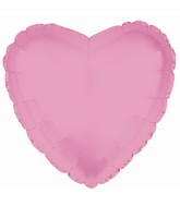 "9"" Airfill CTI Pink Heart M64"