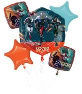 Hyperscape Bouquet Foil Balloon