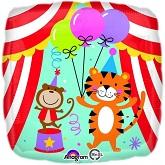 """18"""" Circus Theme Balloon"""