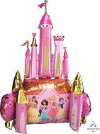 """55"""" AirWalkers Princess Once Upon A Time Foil Balloon"""
