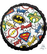 """18"""" Justice League Foil Balloon"""