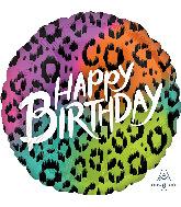 """28"""" Wild Child Birthday Jumbo Foil Balloon"""