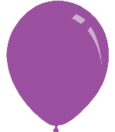 "36"" Standard Lavender Decomex Latex Balloons (5 Per Bag)"