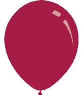 """9"""" Metallic Magenta Decomex Latex Balloons (100 Per Bag)"""