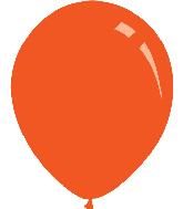 "9"" Metallic Orange Decomex Latex Balloons (100 Per Bag)"