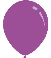 "12"" Metallic Lavender Decomex Latex Balloons (100 Per Bag)"
