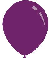 "9"" Metallic Purple Decomex Latex Balloons (100 Per Bag)"