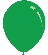 """9"""" Metallic Green Decomex Latex Balloons (100 Per Bag)"""