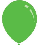 """9"""" Metallic L. Green Decomex Latex Balloons (100 Per Bag)"""