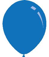 """9"""" Metallic Blue Decomex Latex Balloons (100 Per Bag)"""