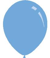 """9"""" Metallic Azure Decomex Latex Balloons (100 Per Bag)"""