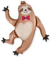 "36"" Sloth Foil Balloon"