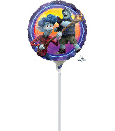"9"" Airfill Only Onward Foil Balloon"