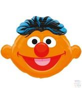 """22"""" Jumbo Sesame Street Ernie Foil Balloon"""