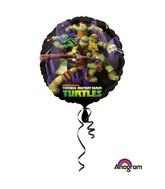 """18"""" Teenage Mutant Ninja Turtles Foil Balloon"""