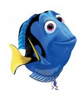 "24"" Jumbo SuperShape ""Finding Dory"" Foil Balloon"
