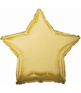 "18"" CTI Brand Antique Gold Star"