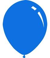 """9"""" Standard Medium Blue Decomex Latex Balloons (100 Per Bag)"""