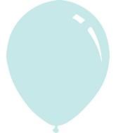 """9"""" Deco Sky Blue Decomex Latex Balloons (100 Per Bag)"""
