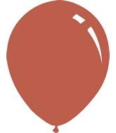 """9"""" Metallic Copper Decomex Latex Balloons (100 Per Bag)"""